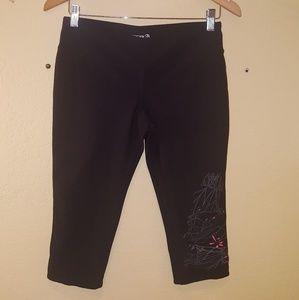 MPG Capri pants (M)